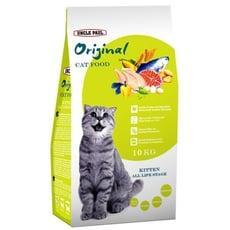 保羅叔叔-田園生機貓飼料10kg/幼貓/母貓/全齡用/體態貓/短毛貓