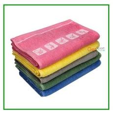 純棉運動毛巾(長版/擦汗巾/運動巾/吸汗/吸水/多色可選)
