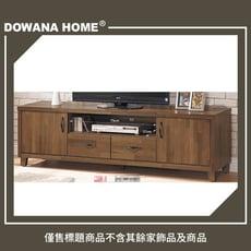 積層木6尺電視櫃 20062228003
