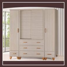艾力積赤木6.1×7衣櫥(全組) 21239224001