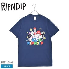 RIPNDIP 中指貓 Nermio T-shirt 男生上衣 女生短袖 圓領T恤 街頭滑板 新款原