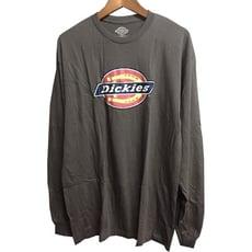 Dickies  男生圓領長袖上衣 刷舊印刷款 薄長袖T恤 圓領衫LOGO Tee DKS22897