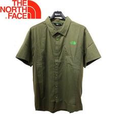The North Face 男款 短袖襯衫《綠》快乾透氣/排汗襯衫/運動襯衫/NF0A2SMT