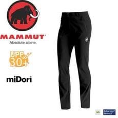 MAMMUT Runje Pants 女/34《黑》長褲1020-06823-0001/長毛象/UP