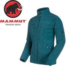 MAMMUT 男 Innominata Advanced ML 厚刷毛外套《獵戶藍》厚刷毛外套/10