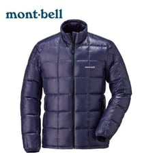Mont-Bell 日本 Superior Down 男 800FP 羽絨夾克 藍紫羽絨夾克 /11