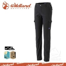 Wildland 荒野 女 RE彈性保暖長褲《深灰》0A32393-93/保暖機能褲/工作褲/爬山健