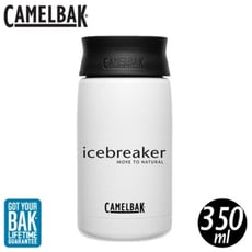 CamelBak 美國 icebreaker聯名款350ML保冰/溫隨行杯《白》CB23191021