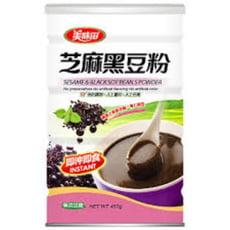 【美味田】超濃郁 100% 健康  五穀粉 紅薏仁粉 芝麻黑豆粉 加量不加價 450g