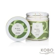 【KOBO】美國大豆精油蠟燭 - 黑松野林 (450g/可燃燒 65hr)