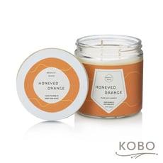 【KOBO】美國大豆精油蠟燭 - 蜜香甜橙 (450g/可燃燒 65hr)