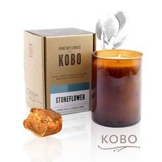 【KOBO】美國大豆精油蠟燭 - 森巴生石花 (435g/可燃燒100hr)