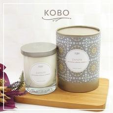 【KOBO】美國大豆精油蠟燭 - 祕魯之果 (330g/可燃燒80hr)