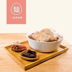 心靈雞湯-二仙膠燉雞