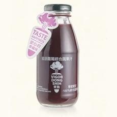 鮮食優多 活力東勢 100%紫胡蘿蔔綜合蔬果汁(24瓶/箱)