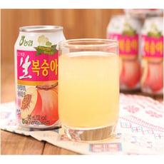 韓國【超人氣果汁】(水梨汁/葡萄汁/水蜜桃汁/麥芽甜湯)