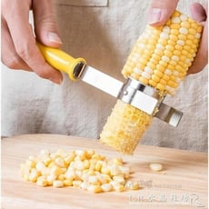 日本進口玉米剝粒器刮粒剝玉米粒神器家用刨玉米脫粒機【3C精品閣】 - 常規款