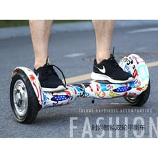平衡車 10寸電動平衡車雙輪代步車成人兩輪思維車扭扭漂移自體感智慧 【3C精品閣】~