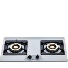 (全省安裝)喜特麗【JT-GC212S_NG1】二口爐檯面爐(與JT-GC212S同款)白鐵瓦斯爐天