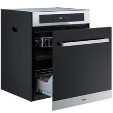 (含標準安裝)林內【RKD-6030S】落地式臭氧60公分烘碗機