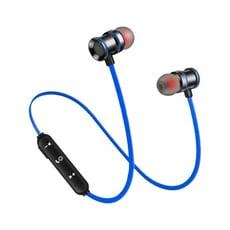 SANSUI山水【SBE-70BL】磁吸式藍芽無線耳機