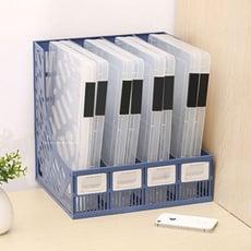 A4透明文件整理收納盒