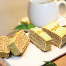 【捷克媽媽手工蜂蜜蛋糕】黃金芒果蜂蜜千層蛋糕
