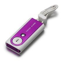 Marvelmax 超薄可攜式分離警報器-紫色