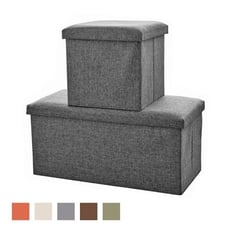 【加大折疊收納椅x儲物省空間】折疊收納椅 收納儲物凳 折疊收納凳 小矮凳 小凳子 擱腳凳 穿鞋凳