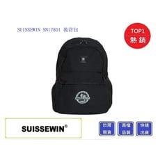 SUISSEWIN SN17801 後背包【Chu Mai】趣買購物 旅遊用品 旅行 後背包 旅遊