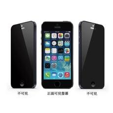 防窺視手機鋼化玻璃保護貼-iPhone/三星/SONY廠牌
