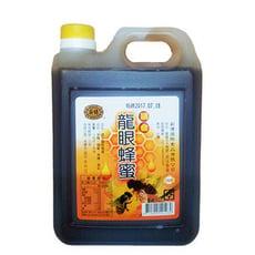 薪傳古早味龍眼蜂蜜5台斤/入-調和蜜