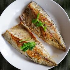 挪威薄鹽鯖魚一夜干-150克