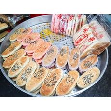 (鹿港代購名產)彰化鹿港 永芳牛舌餅/厚片牛舌餅-原味 /草莓/ 芋頭-3種|每日新鮮現做,外酥內香