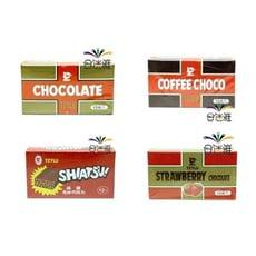 【免運直送】【任選5盒】滋露巧克力(草莓、奶油、香脆、咖啡)-01