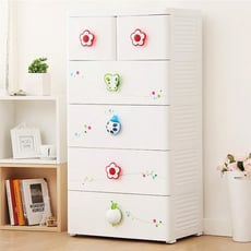 《+O家窩》仲夏森林造形把手收納櫃-DIY