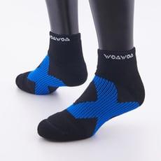 WOAWOA 彈繃毛圈包覆 運動除臭長襪-男 2色