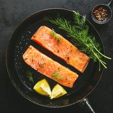 五星等級鮭魚菲力200-300g