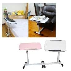 桌子 - 升降便利桌 可傾式 銀髮族 老人用品 行動不便者皆適用 可調整高度 [ZHCN1750]