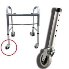 助行器用腳輪A款 - 前輪使用 直式旋轉 2入/組 [ZHCN1795-A]