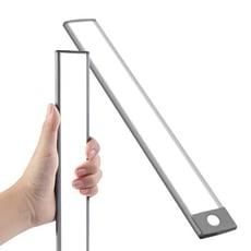 WEI BO原廠 磁吸式無線平板自動感應燈 內置54顆LED燈(32.3公分) (免牽線