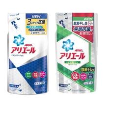 日本 P&G ARIEL 抗菌防霉濃縮洗衣精 720g(藍色補充包)