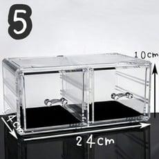 化妝盒/化妝品收納盒/透明式抽屜/梳妝台/壓克力收納盒/超實用多功能/透明口紅架/透明化妝盒