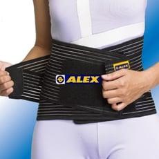 台灣製造 ALEX H-78 運動 防護腰 保護 奈米竹碳護腰束腹透氣舒適適久站可至54