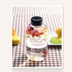 【買達人】韓版 600ml 大容量玻璃水瓶