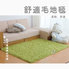 北歐風客廳臥室居家毛地毯