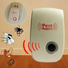 【Bunny】最新全方位超音波驅蚊器驅蟲器驅鼠器