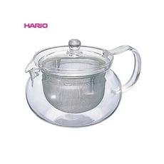 【日本HARIO】附濾網耐熱丸形茶壺-700ml(CHJMN-70T)