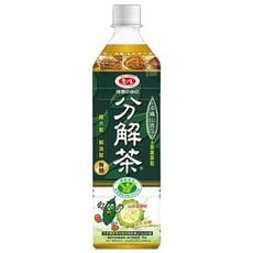 愛之味 健康油切分解茶-1000ml(12瓶/箱)[免運]