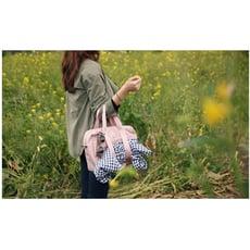 【WEEK EIGHT】韓版WEEK EIGHT 時尚防潑水旅行袋 單肩包 手提包 斜背包